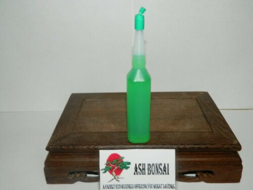 Bonsai Tree Rainbow Vit10 Drip Feed Vial X 1 Fertiliser Feeding Made Easy