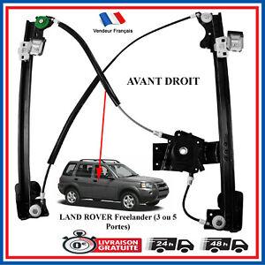 Mecanisme Lève Vitre Avant Droit Freelander 98-06 CUH000020 CUH000023 LR006371