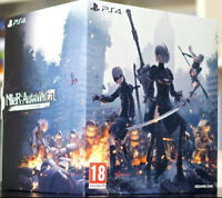SONY PLAYSTATION 4 PS4 COLLECTOR NIER AUTOMATA BLACK BOX Square Enix Store Exclu