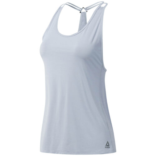 Reebok ACTIVCHILL Tanktop Damen Trainingsshirt Fitness Freizeit dendus NEU