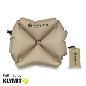 Klymit-Pillow-X-Recon-Camping-Travel-Pillow-Lightweight-Brand-New