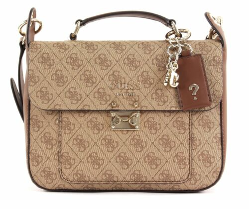 Handle Flap Cadáveres Para Brown By5wq Cruz Top Guess Bolsa Kathryn tdhrCsQx