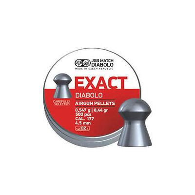 JSB Match Diabolo - Exact Diabolo - .177 - Qty 50's 100's 500's & 1000's