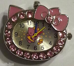 8 GB Jewellry Hello Kitty Pink Watch Pendant Memory Stick USB Flash Drive