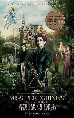 1 of 1 - Miss Peregrine's Home for Peculiar Children (Movie Tie-In Edition) (Miss Peregri