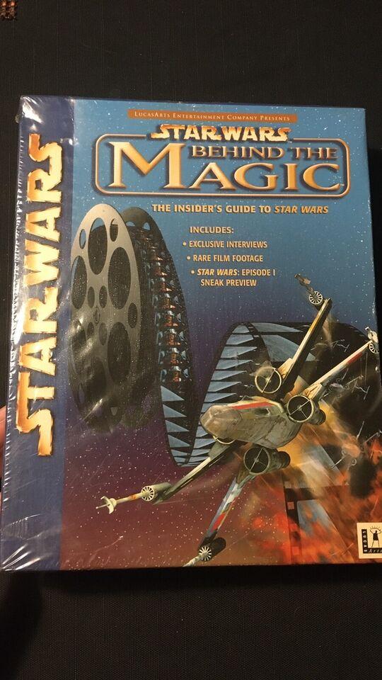 Star wars behind the magic , til pc, adventure
