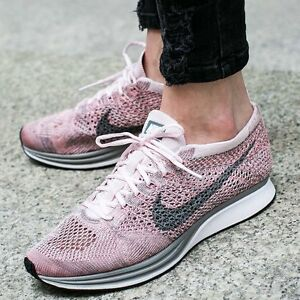 watch 56e35 d98b7 nike flyknit racer multicolor womens