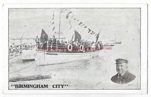 Shipping-039-Birmingham-City-039-Ferry-Vintage-Postcard-10-11