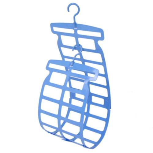 Pillow Hanging Cushion Multifunction Drying Rack Laundry Toys Doll Hook Holder n