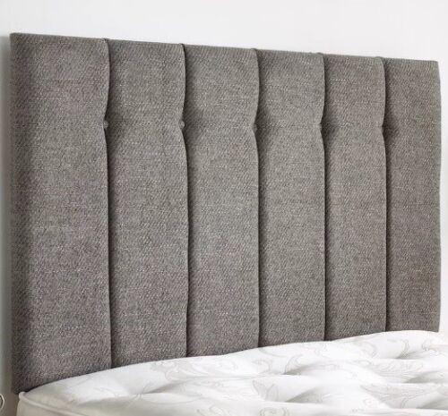 High Quality Designer Tokyo Headboard in Chenille Deluxe All Colors /& Sizes New
