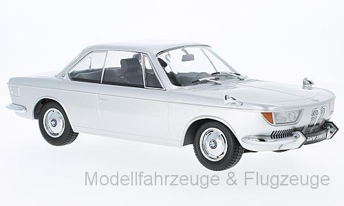 KKDC180123 BMW , 2000 Cs, Argent, 1965, 1  18 Kk-Scale  jusqu'à 34% de réduction sur tous les produits