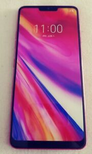 LG-G7-thinQ-fake-dummy-phone-pink