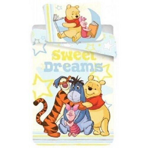 Baby Kinder Bettwäsche DISNEY140*200Set 2-tlg Baumwolle Minnie Mouse Cars Frozen