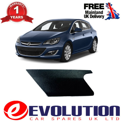 13387231 FOG LIGHT GRILL CAP COVER RIGHT FITS VAUXHALL ASTRA MK6 2012-2015