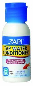 Api Tap Conditionneur D'eau Concentrée Chlore Aquarium Poisson Eau Remover 1 Oz (environ 28.35 G)-afficher Le Titre D'origine