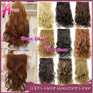 extension con clip capelli veri mossi