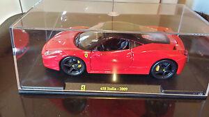 Modellino-Ferrari-458-Italia-Burago-1-24