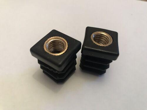 19mm Threaded Square Leg Inserts X2 Preston And Milo Boxes