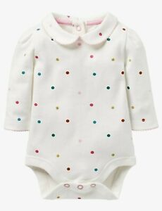 T-Shirts & Tops Boden Girls Blouse Tops Ex Mini Boden Age 3 6 9 12 18 24 M 2 3 4 Year RRP £18 Baby