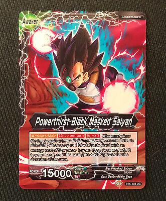 Powerthirst Black Masked Saiyan BT5-105  UC Black Masked Saiyan Dragonball