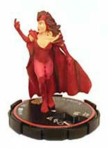 Heroclix 1x  Scarlet Witch (103) NM w/o Card Singles - Heroclix