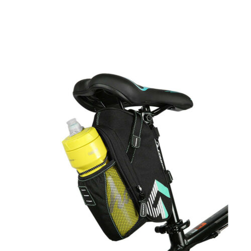 Bicycle Bag With Water Bottle Bike Accessories Saddle Bag Tail Bike Bags