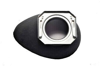 Practika Rubber Eyecup Bayonet Fitting Clip in /& Twist Eye Cup Teardrop Eye Cup