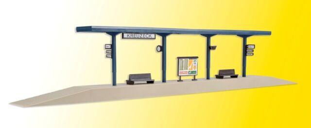 HS Vollmer 43537 Bahnsteig Kreuzeck Bausatz 3537