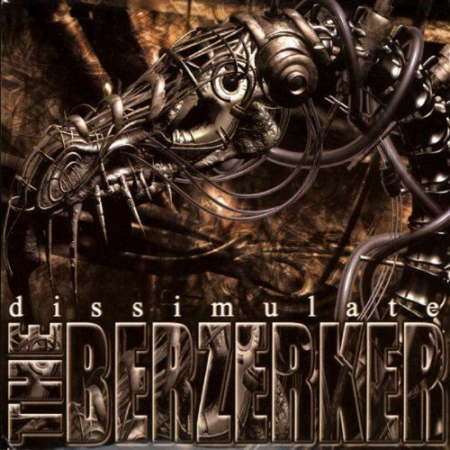 The Berzerker - Dissimulate Limited Ed. 2 disc pack with slip case (CD 2008)