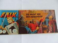 1x Comic Piccolo - Falk (Nr. 8) mit Sammelmarke