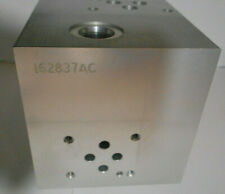 162837ac Hydraulic Valve Manifold Block Aluminum 12 X 4 X 4