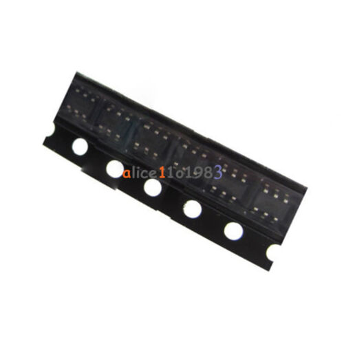100Pcs TTP223 SOT23-6 One-touch key detecting IC