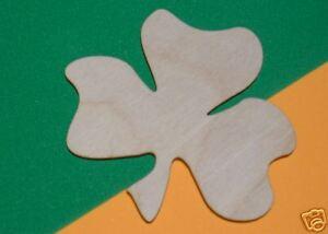 IRISH-SHAMROCK-LaserWoody-Unfinish-Wood-Shapes-2IS470C