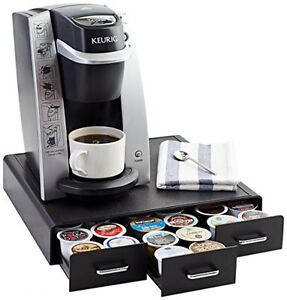 Image Is Loading AmazonBasics Coffee Pod Storage Drawer For KCup Pods