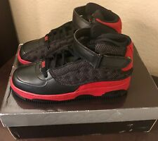 100% authentic 4bd3e 06f5f item 5 Nike Air Jordan AJF 13 Black Varsity Red White 375472-061 Size 6Y -Nike  Air Jordan AJF 13 Black Varsity Red White 375472-061 Size 6Y