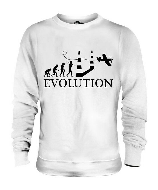 13a07fa19f8 RACE OF MAN UNISEX SWEATER MENS WOMENS LADIES GIFT AIR EVOLUTION ...