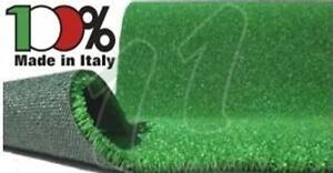 Manto/Prato sintetico/Tappeto in erba sintetica per giardino ...