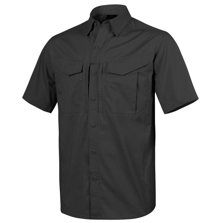 Helikon Tex DEFENDER Mk2 Shirt short sleeve sleeve sleeve Outdoor Freizeit Hemd schwarz Medium b1ff07