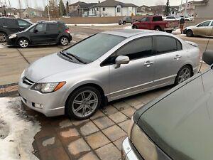 2008 Acura CSX Type-S