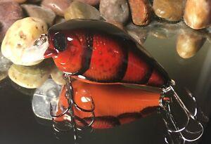 NEW Custom Painted GTN 1.5 S Krank Crankbait Lure