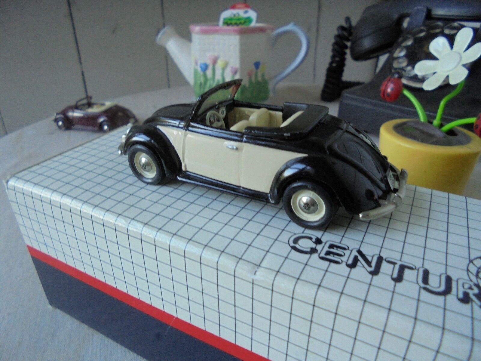 Excelente Vintage 1 43 francés hizo siglo VW HEBMULLER, buen artículo en caja