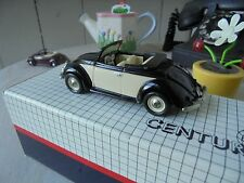 SUPERB  toy car, 1:43  french  made  CENTURY   vw   HEBMULLER,  nice  boxed item