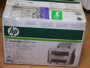 DRIVERS UPDATE: HP LASERJET M1319F PRINTER