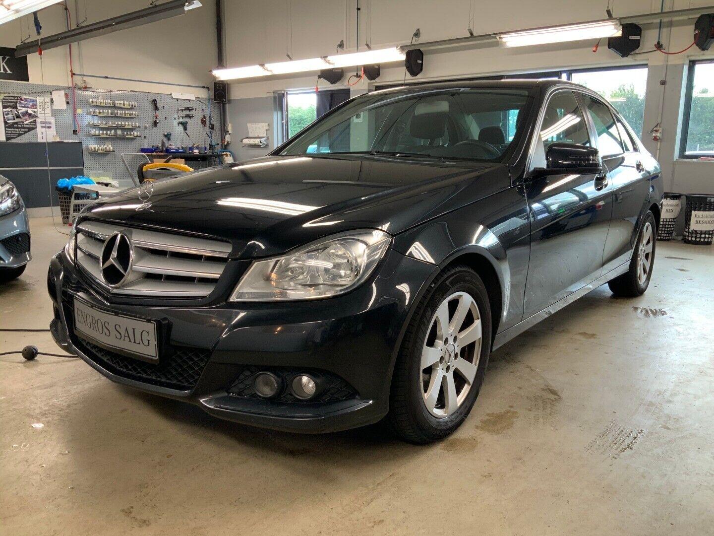 Mercedes-Benz C200 2,2 CDi BE