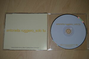 Antonella-Ruggiero-Solo-Tu-CD-Single-promo