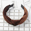 Women-Velvet-Cute-Headband-Alice-Band-Top-Cross-Knot-Headband-Twisted-Hairband thumbnail 4