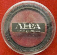Alpa 58mm Gel-Filter Ring for Kinoptik 100/2,150/2.5
