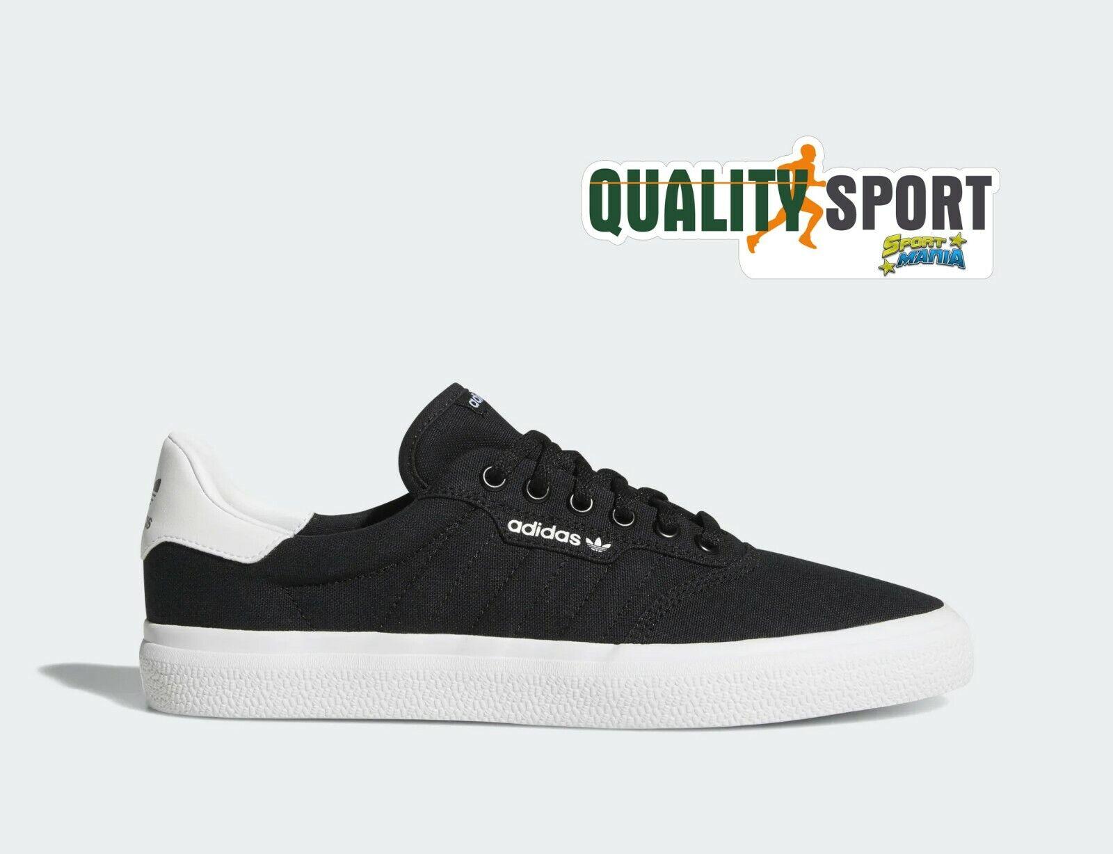 Adidas 3MC black Canvas Tela shoes shoes men Sportive Sneakers B22706 2019