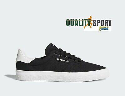 Adidas 3MC Noir Toile Toile Chaussures Homme Sportif Baskets B22706 2019 | eBay