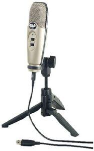 CAD*U37+WARRANTY*U-37 USB Audio Interface Pro Podcast U3 Studio Microphone MIC